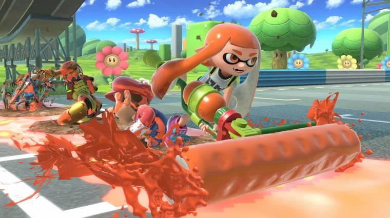 Super Smash Bros. Ultimate - egy Switch-reklám megerősítette a pályaszerkesztő érkezését? bevezetőkép