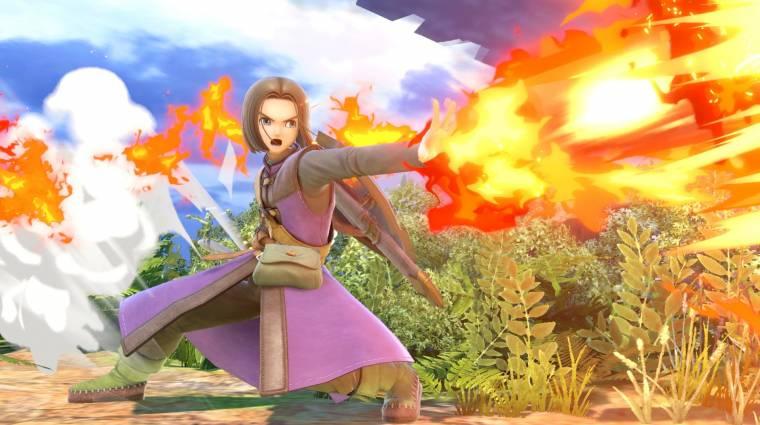 Super Smash Bros. Ultimate - ma érkezik meg a Dragon Quest XI hőse a játékba bevezetőkép