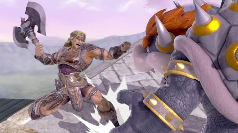 Így lehet PC-n játszani a Super Smash Bros. Ultimate-tel bevezetőkép