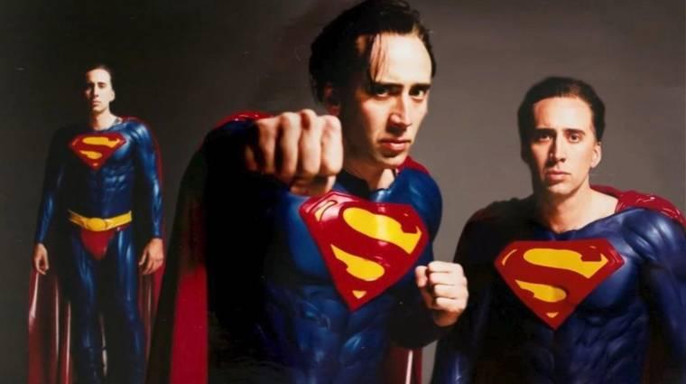 5 + 1 Superman film, ami végül sosem készült el bevezetőkép