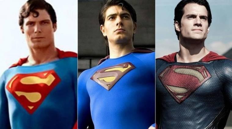 Kvíz: mennyire ismered a Superman filmeket? bevezetőkép