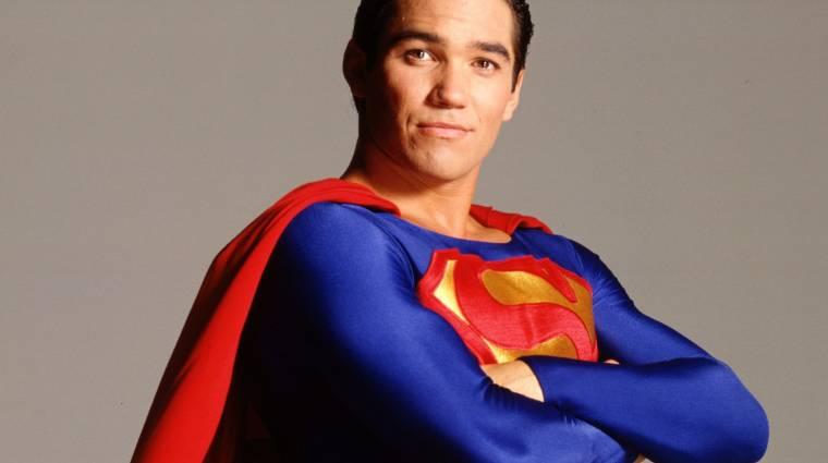 A Supermant alakító színész kritizálta, hogy ekkora ügyet csináltak a karakter fiának szexualitásából bevezetőkép