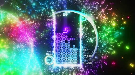 Tetris Effect infódoboz
