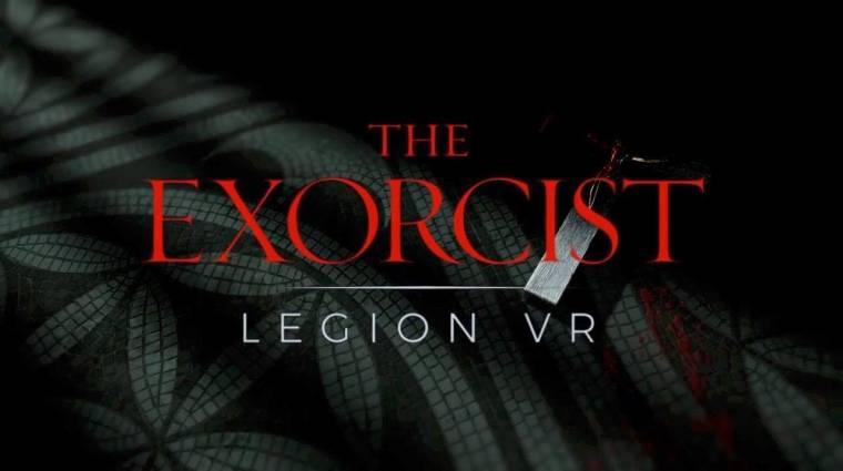 The Exorcist: Legion VR - hamarosan PS VR-ra is megjelenik bevezetőkép