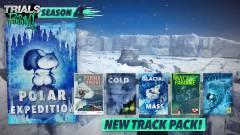 Téli pályákat tartalmazó csomaggal bővült a Trials Rising kép