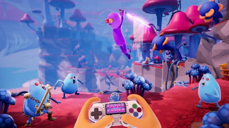Trover Saves the Universe - hamarosan új játékot kapunk a Rick és Morty atyjától bevezetőkép