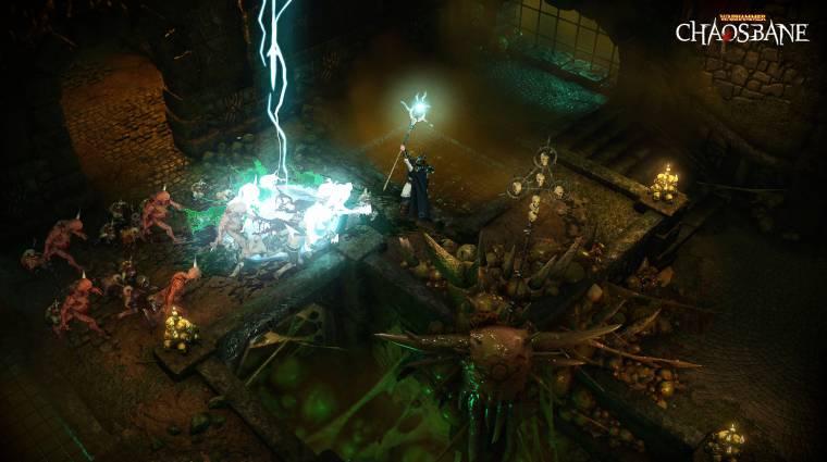 Warhammer: Chaosbane - akció-RPG Warhammer Fantasy körítéssel bevezetőkép