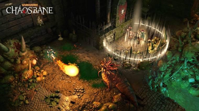 Warhammer: Chaosbane - először láthatjuk a játékmenetet bevezetőkép