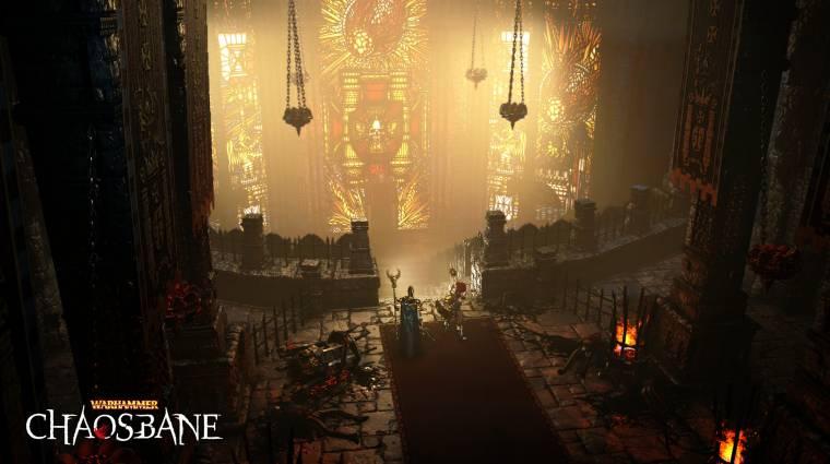 Warhammer: Chaosbane megjelenés - nyár elején eshetünk neki a Káosz erőinek bevezetőkép