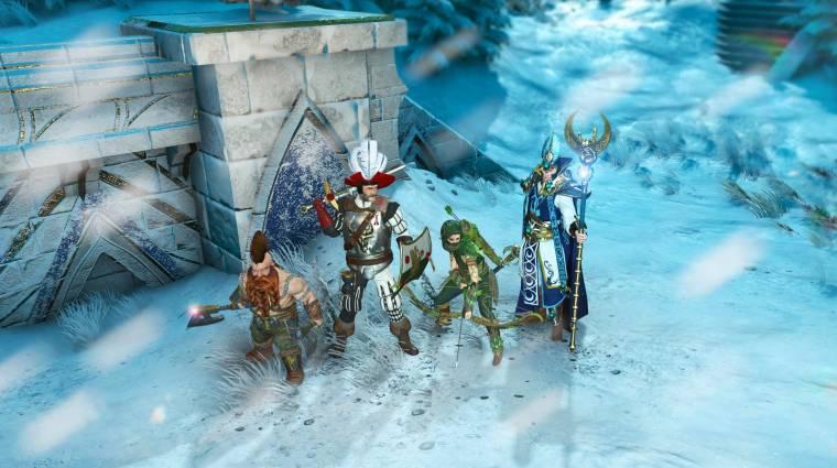 Warhammer: Chaosbane - így indul a történet bevezetőkép