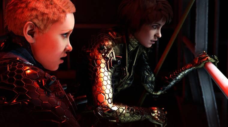 E3 2019 - brutális a Wolfenstein: Youngblood új trailere bevezetőkép