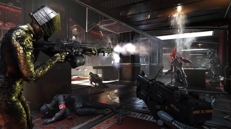 Wolfenstein: Youngblood tesztek - felemás lett az akciózás bevezetőkép