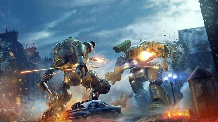 World of Tanks: Mercenaries - óriásrobotokat irányíthatunk az új ideiglenes játékmódban bevezetőkép