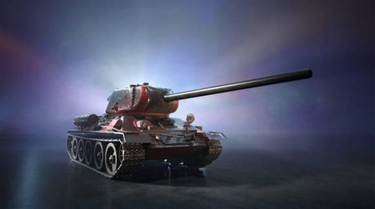 World of Tanks: Mercenaries - stratégia, téli akadálypálya és új tankok is várnak ránk bevezetőkép