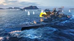 A World of Warships kapitányai PC-n és konzolokon is új tartalmaknak örülhetnek kép