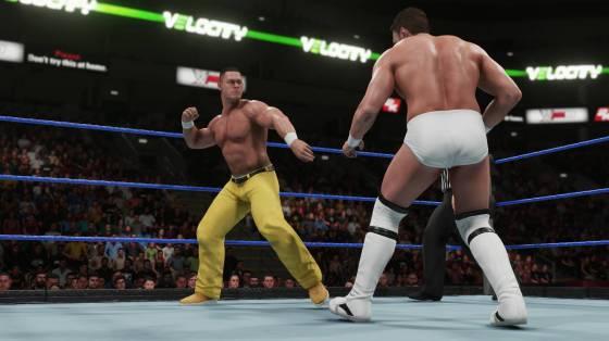 WWE 2K19 infódoboz