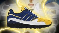 Megjöttek az első hivatalos fotók a Dragon Ball Adidas cipőkről kép