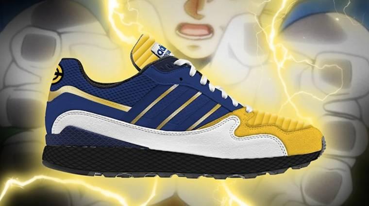 Megjöttek az első hivatalos fotók a Dragon Ball Adidas cipőkről bevezetőkép