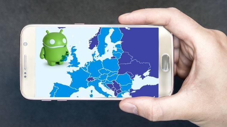 90 nap maradt megváltoztatni az Androidot, vagy jön a büntetés kép