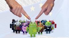 Európa letámadta az Androidot, ebből még nagy káosz is lehet kép