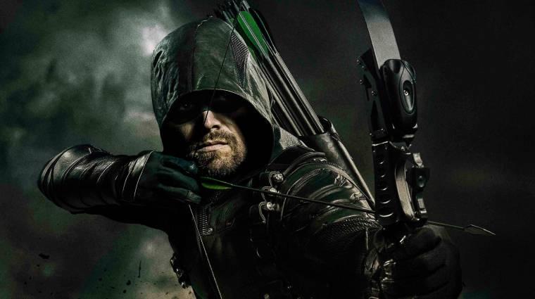 Előzetes érkezett a Zöld Íjász befejező évadához, és a spinoff sorozat is leleplezésre került kép