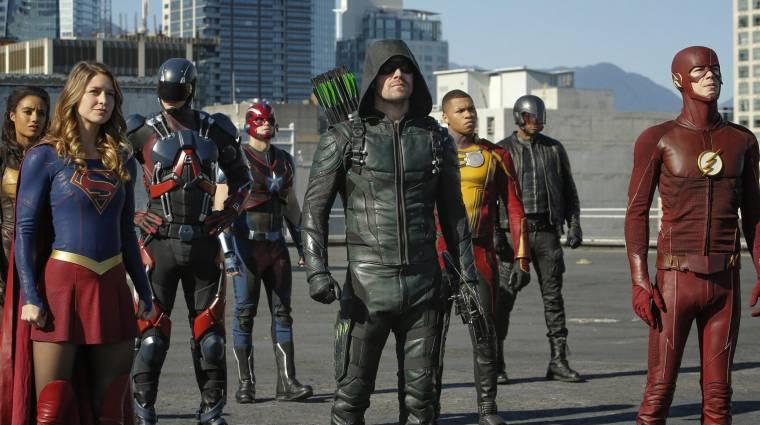 Még több szereplő csatlakozott a Végtelen Világok Krízise crossoverhez kép