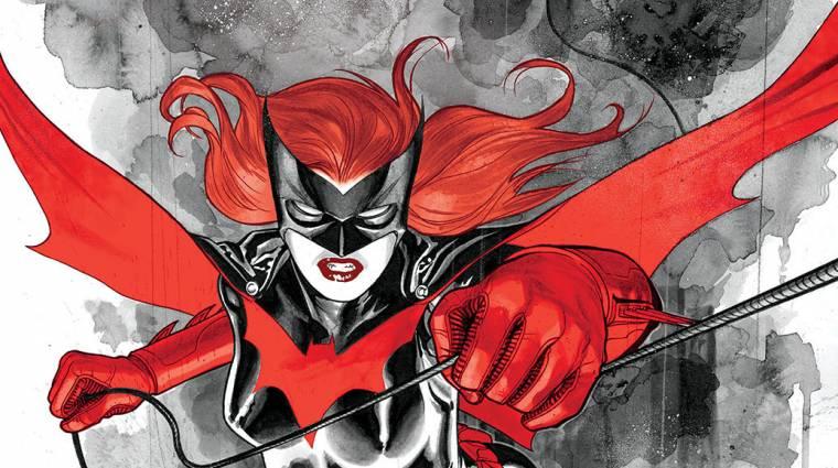 Batwoman sorozat készülhet a Zöld íjász csatornájánál kép