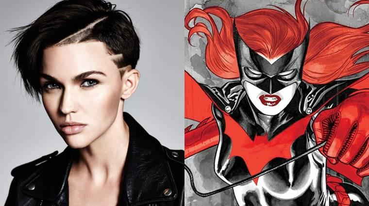 Batwoman - Ruby Rose sem úszta meg zaklatások nélkül, törölte magát a Twitterről bevezetőkép