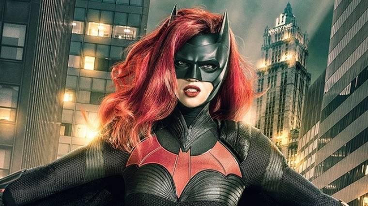 Így fest majd Ruby Rose Batwomanként bevezetőkép