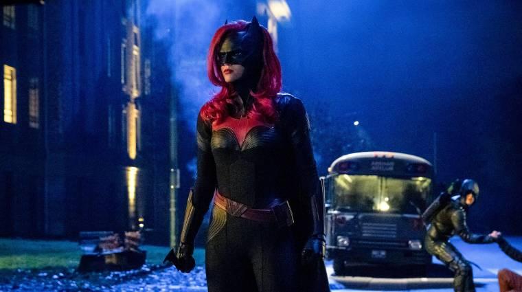 Hivatalosan is berendelték a Batwoman pilot epizódját kép