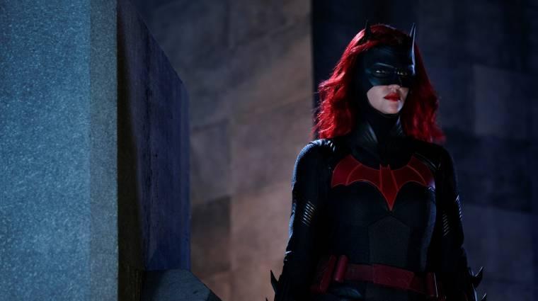 Ekkor jön a Batwoman sorozat a HBO GO-ra kép