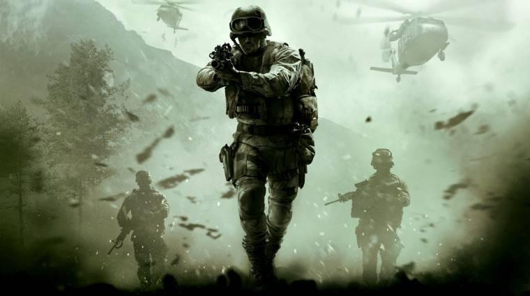Már a 2023-as Call of Duty epizódról is pletykálnak bevezetőkép