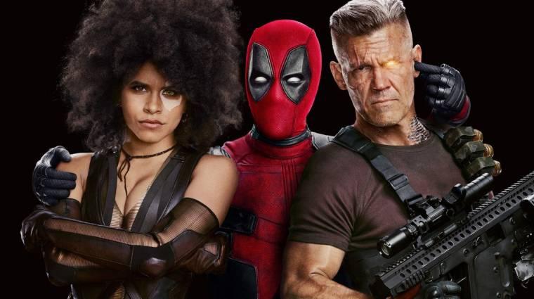 Ezeket tartalmazza a Deadpool 2 bővített változata kép