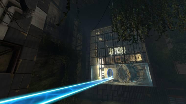 Portal 2: Destroyed Aperture - 20 új kihívással jön a rajongói kampány bevezetőkép