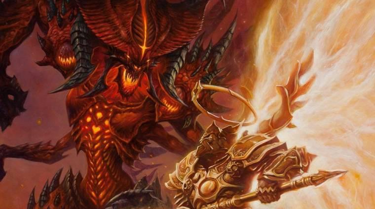 Új Diablo képregény készül bevezetőkép