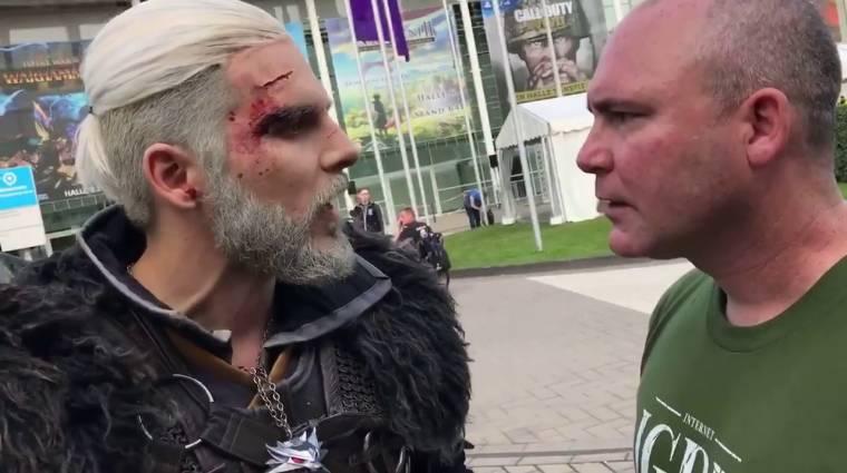 Ha lenne The Witcher 4, akkor Geralt hangja tudna egy jó főszereplőt bevezetőkép
