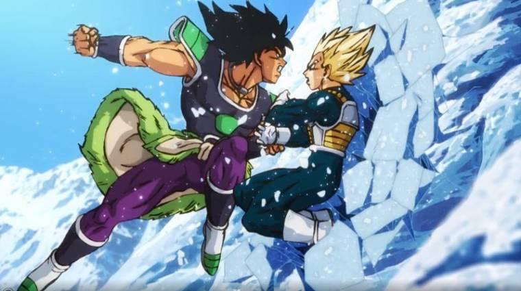 Comic-Con 2018 - előzetest kapott a legújabb Dragon Ball film kép