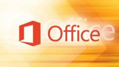 Emeli az Office árát a Microsoft kép