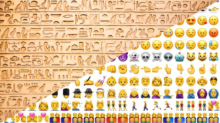 Ma van az emojik világnapja: de honnan jöttek a modern hieroglifák?