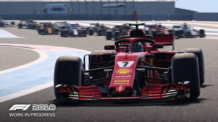 Itt vannak az első képek az F1 2018-ból bevezetőkép