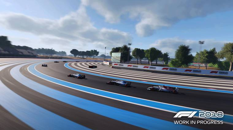 F1 2018 - az új trailer körbevisz bennünket a Hockenheimringen bevezetőkép