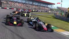 Unfieldnek meggyűlt a baja a klasszikus F1 verdákkal, de legalább a technikai parák elkerülték kép