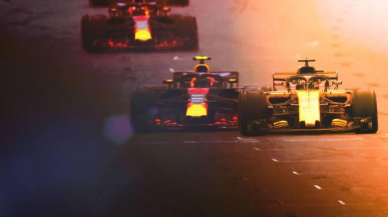 Évadkritika: Formula 1: Drive to Survive - 1. évad kép