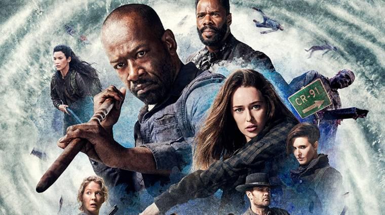 Befutott a Fear The Walking Dead 5. évadának első előzetese! kép