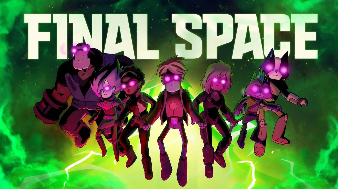 Évadkritika: Final Space - 3. évad kép