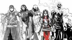 A Marvel lerántotta a leplet az Infinity Warps című projektjéről kép