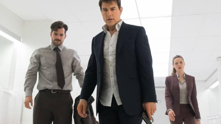Két elhunyt karakter is visszatérhet az új Mission: Impossible filmekben kép