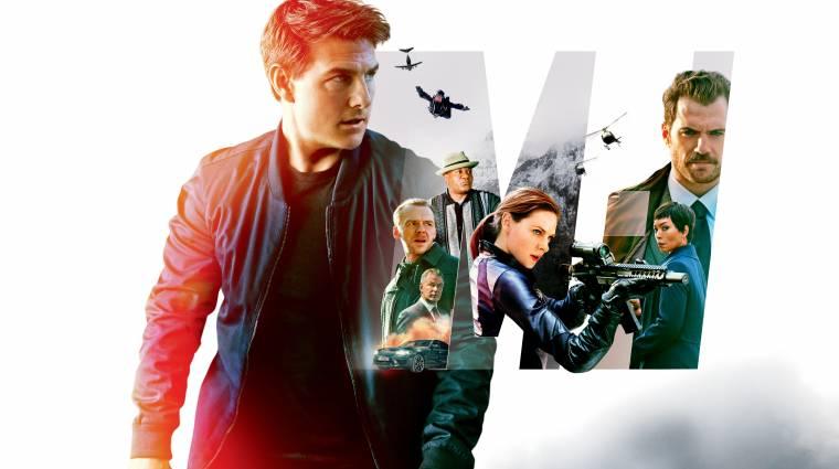 Christopher McQuarrie rendezheti a Mission: Impossible 7. részét is? kép