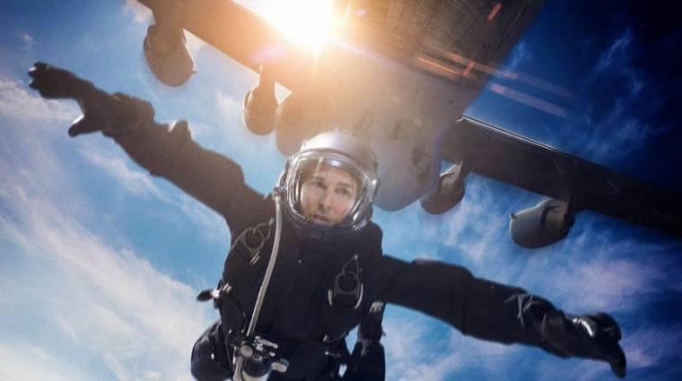 A Mission: Impossible 7-8 olyan grandiózus lesz, mint az előző három rész egyben kép