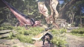 Monster Hunter: World PC kép